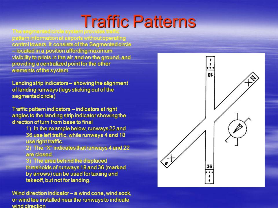 Traffic Patterns.