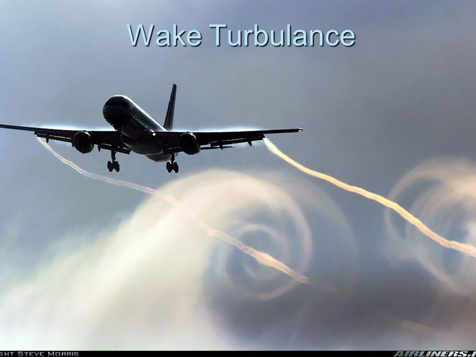 Wake Turbulance