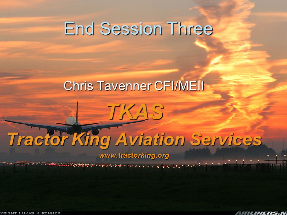 Tractor King Aviation Services