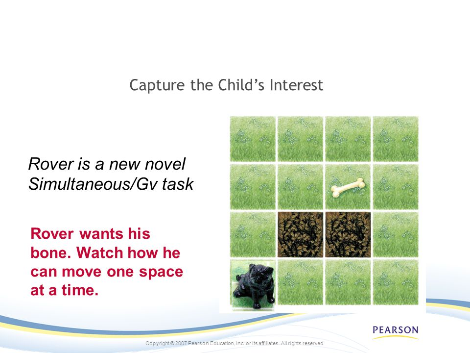 Capture the Child's Interest