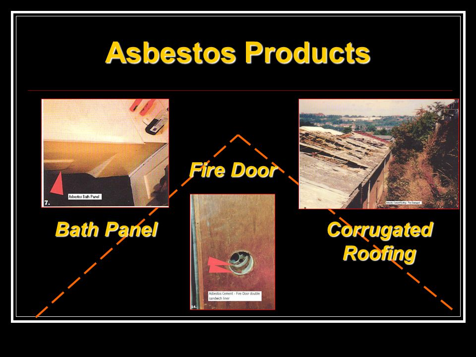 Asbestos Products Fire Door Bath Panel Corrugated Roofing