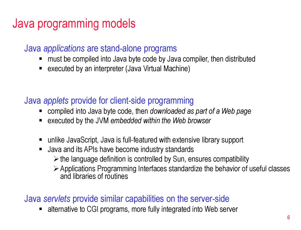 CSC 551: Web Programming Spring ppt download