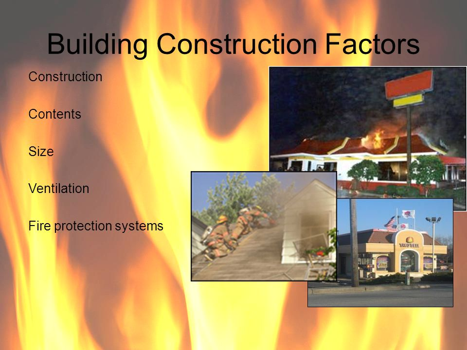 Building Construction Factors