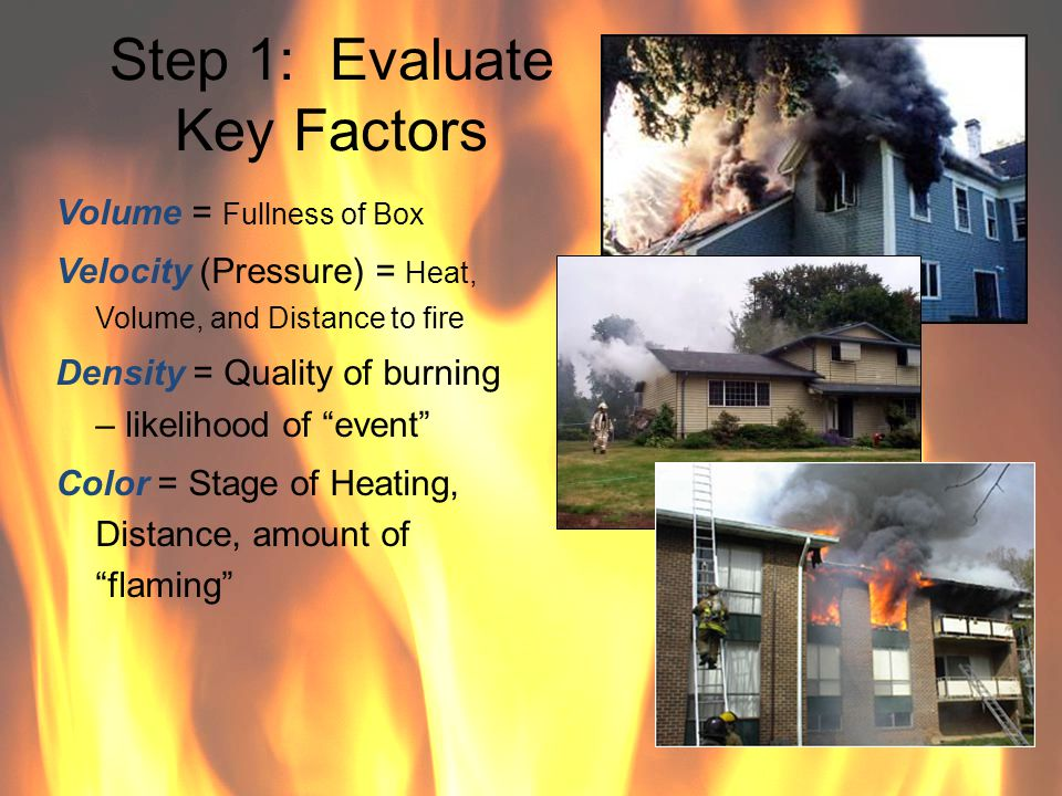 Step 1: Evaluate Key Factors