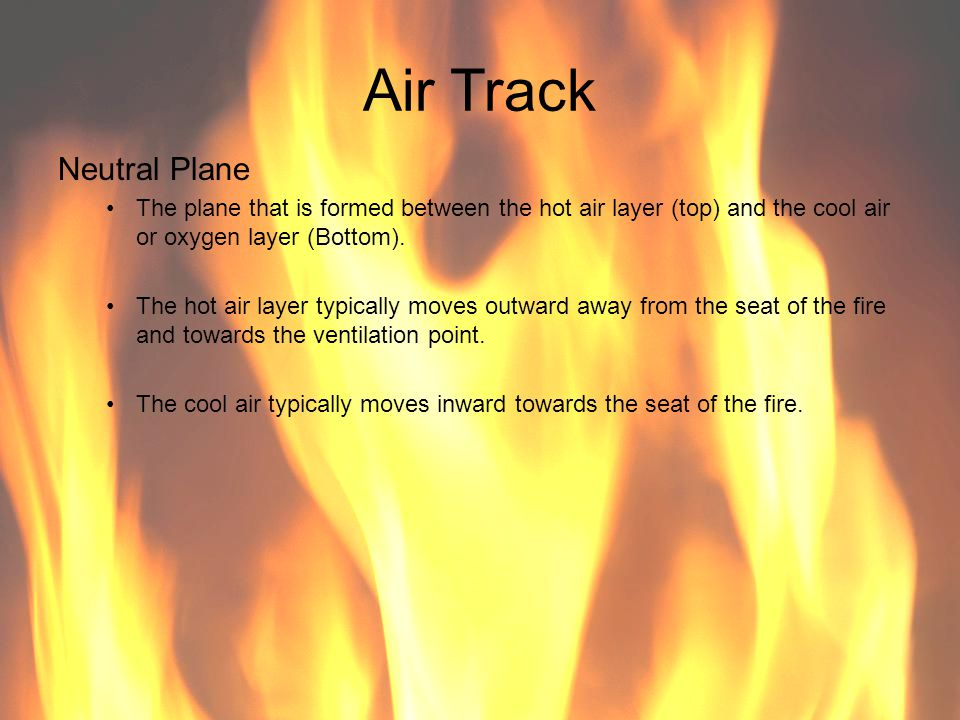 Air Track Neutral Plane