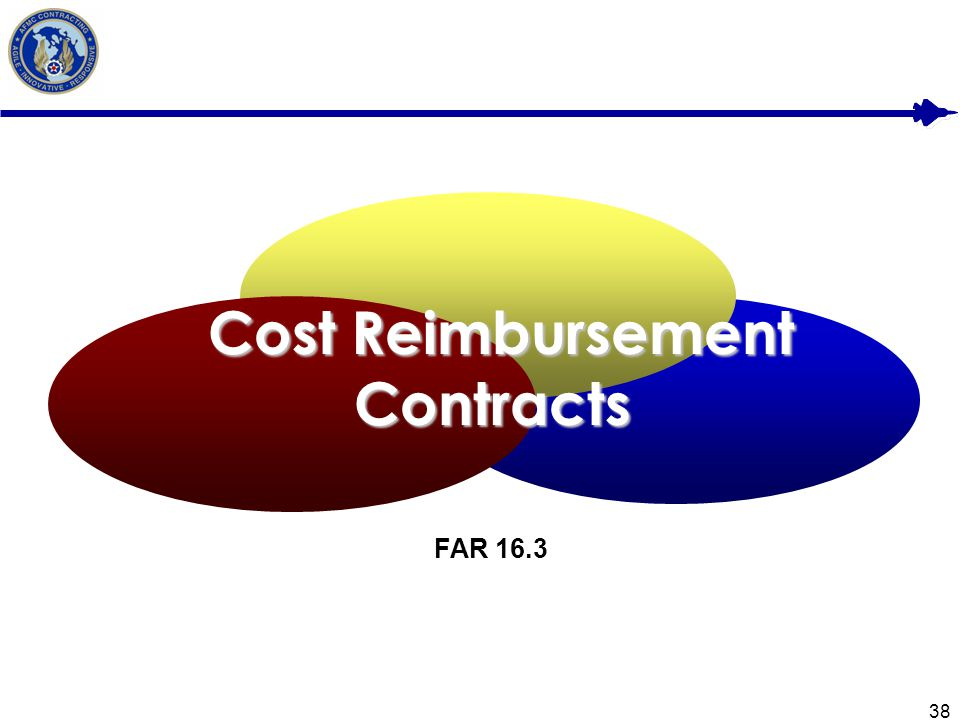 Cost Reimbursement Contracts