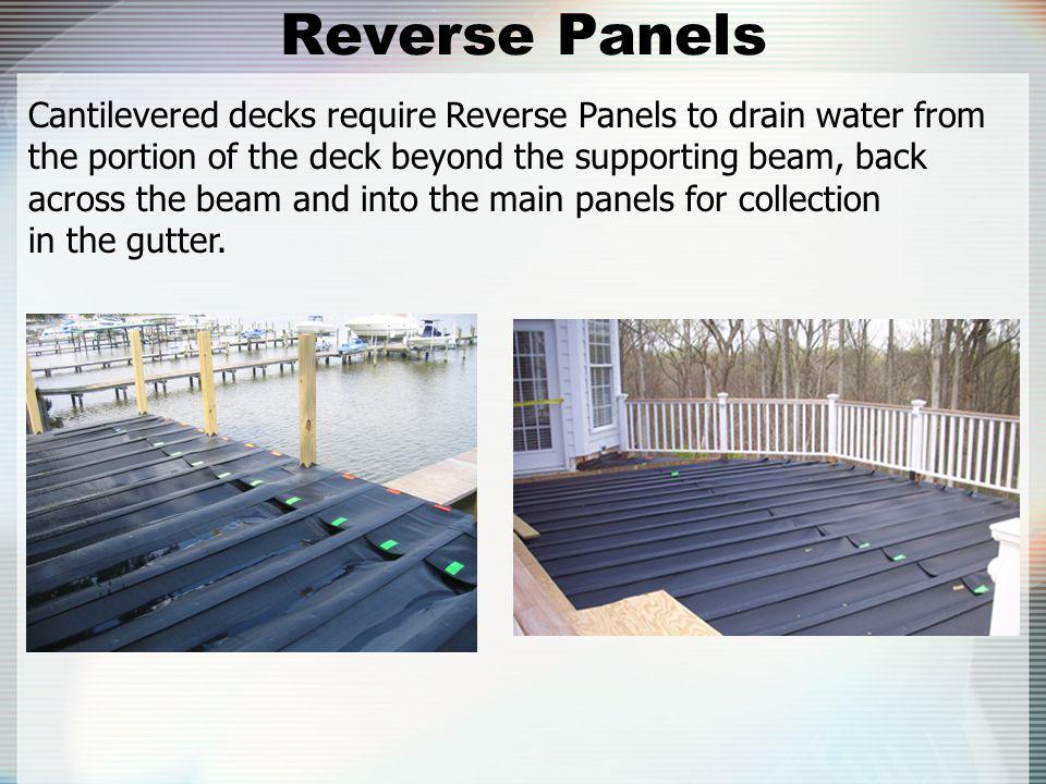 Reverse Panels