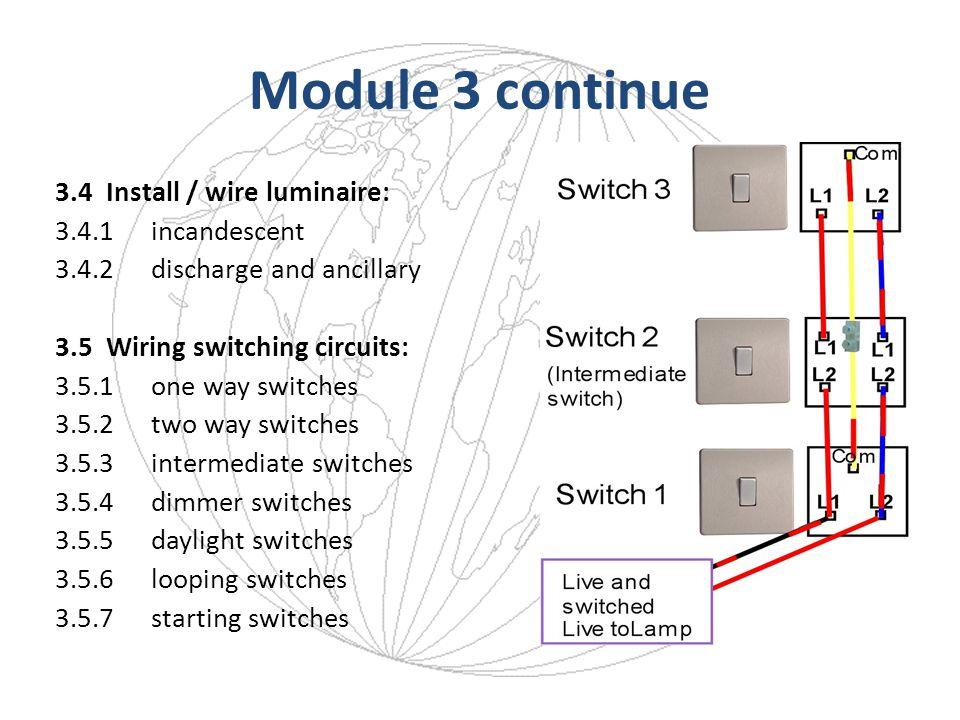 Module 3 continue