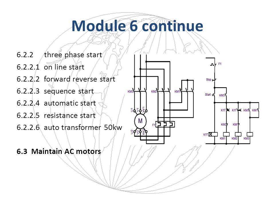 Module 6 continue