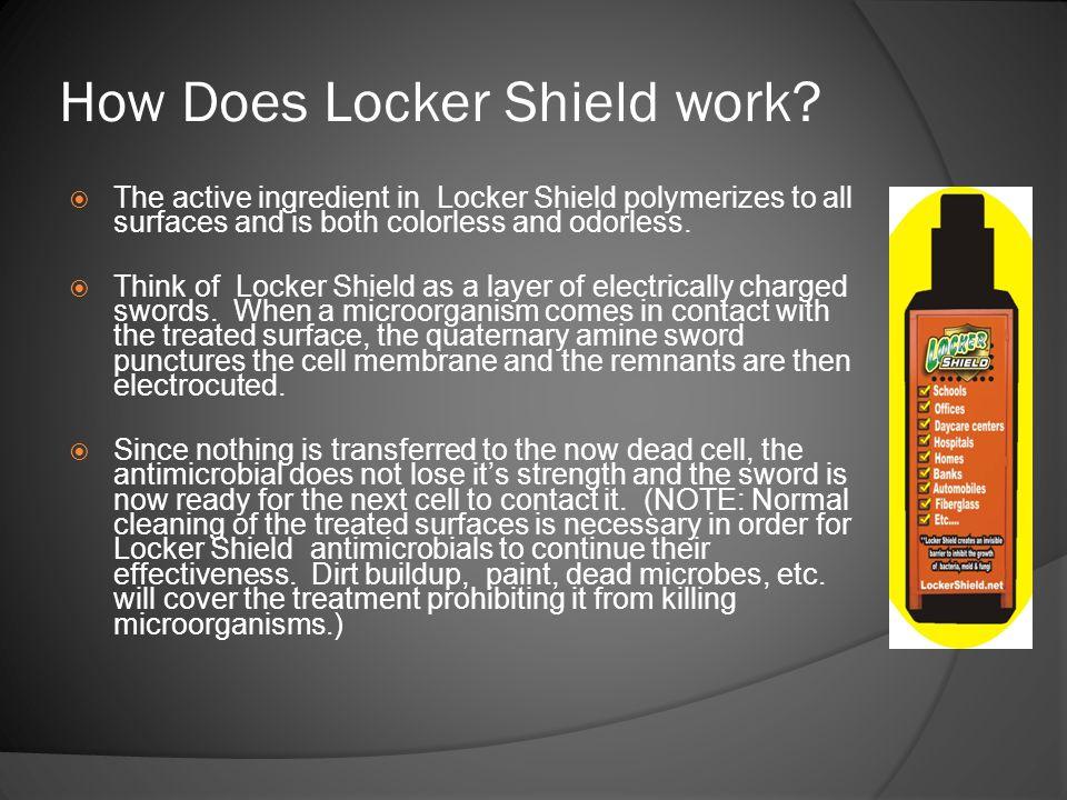 How Does Locker Shield work