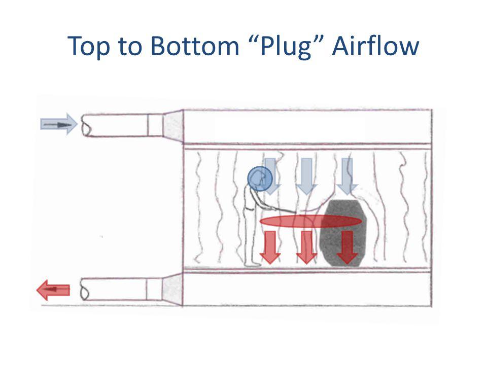 Top to Bottom Plug Airflow