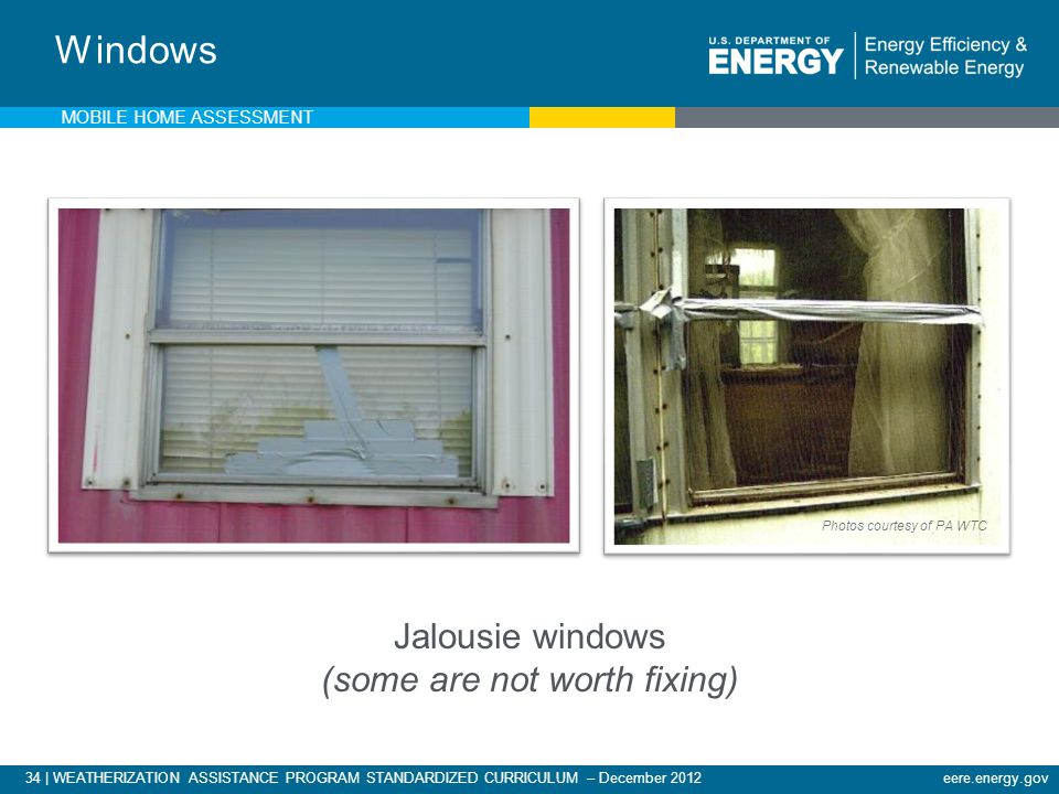 Jalousie windows (some are not worth fixing)
