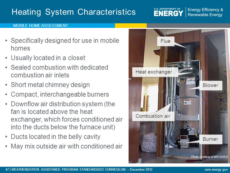 Heating System Characteristics
