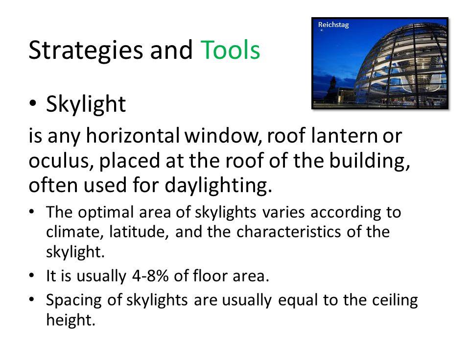 Strategies and Tools Skylight
