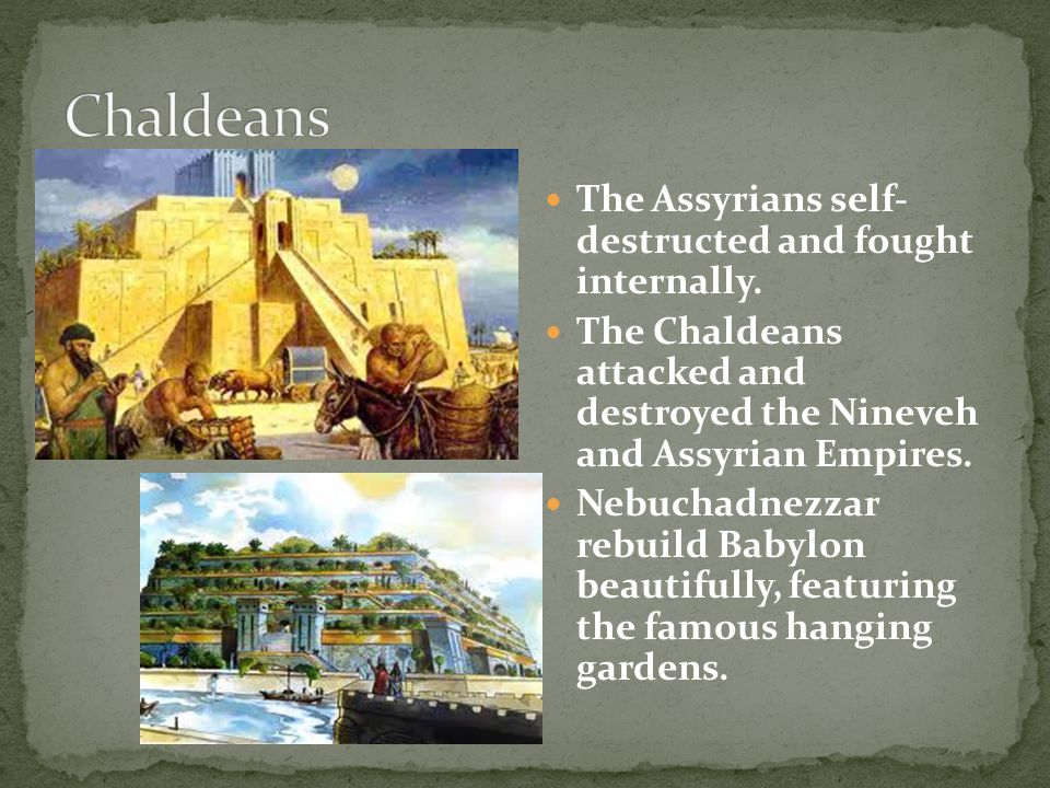 Neolithic period the new stone age ppt video online download for Hanging gardens of babylon definition