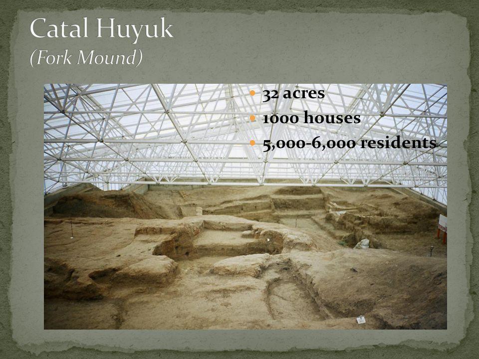 Catal Huyuk (Fork Mound)