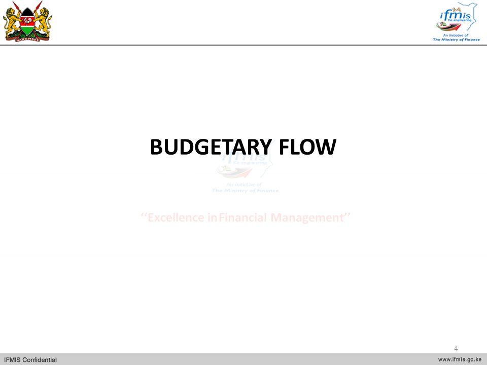 BUDGETARY FLOW