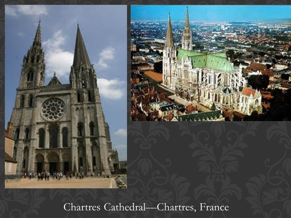 Chartres Cathedral—Chartres, France