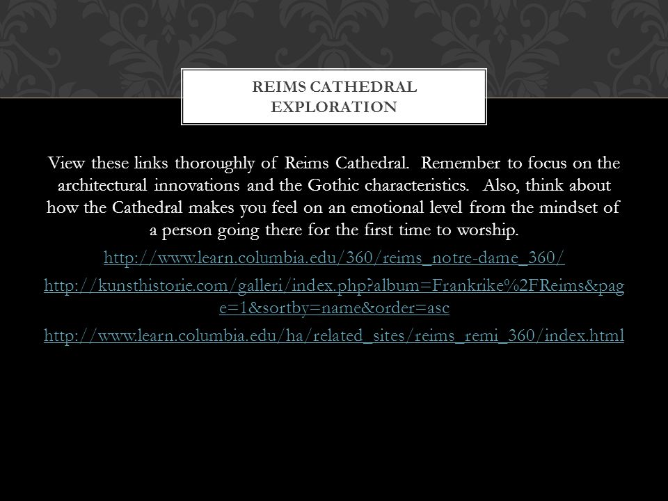 Reims Cathedral Exploration