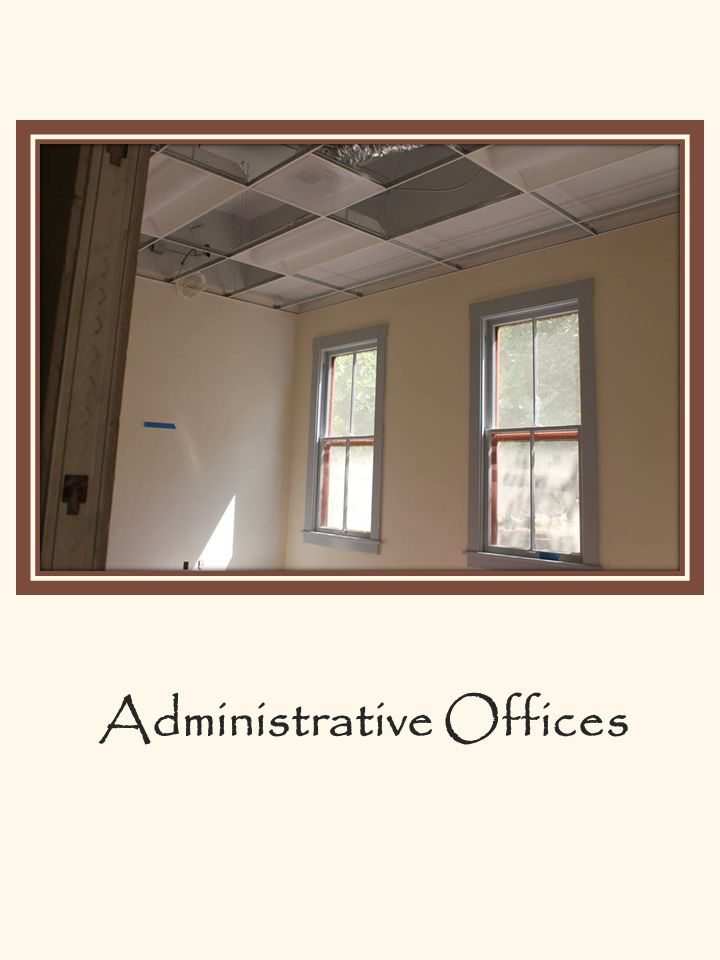 Administrative Offices