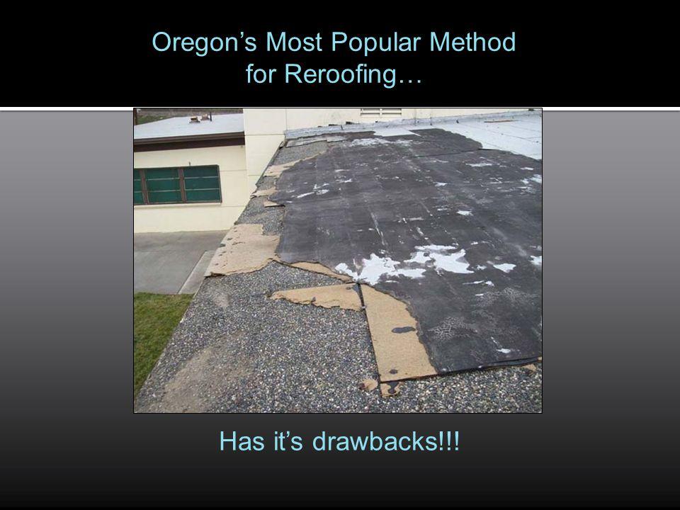 Oregon's Most Popular Method