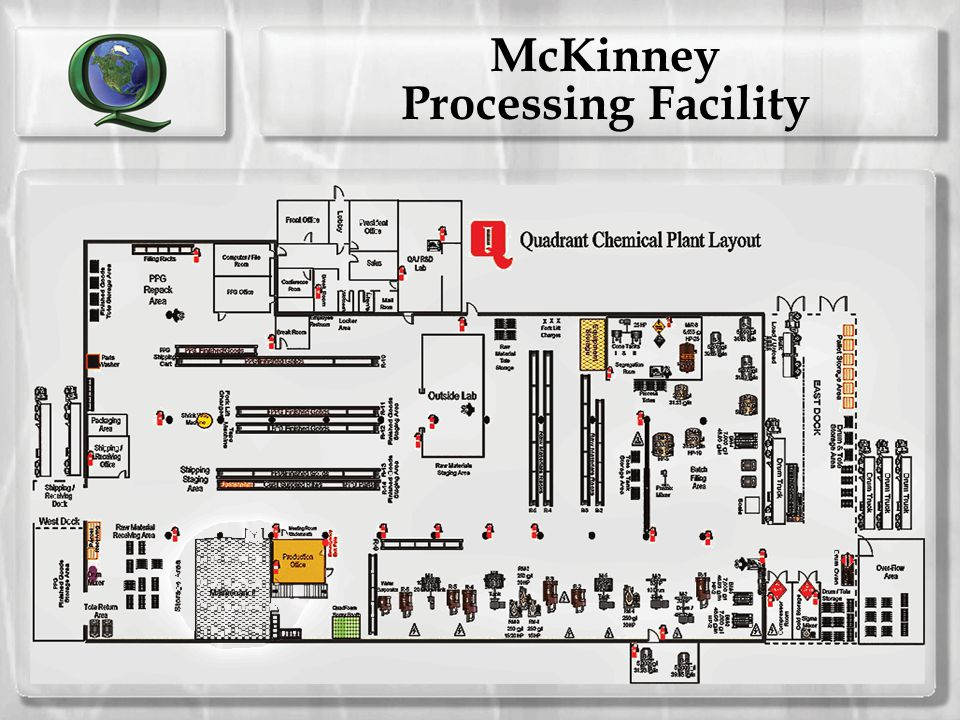 McKinney Processing Facility