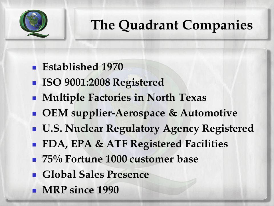 The Quadrant Companies