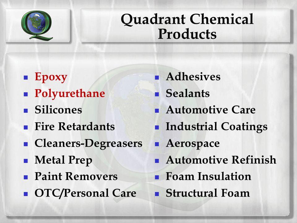 Quadrant Chemical Products