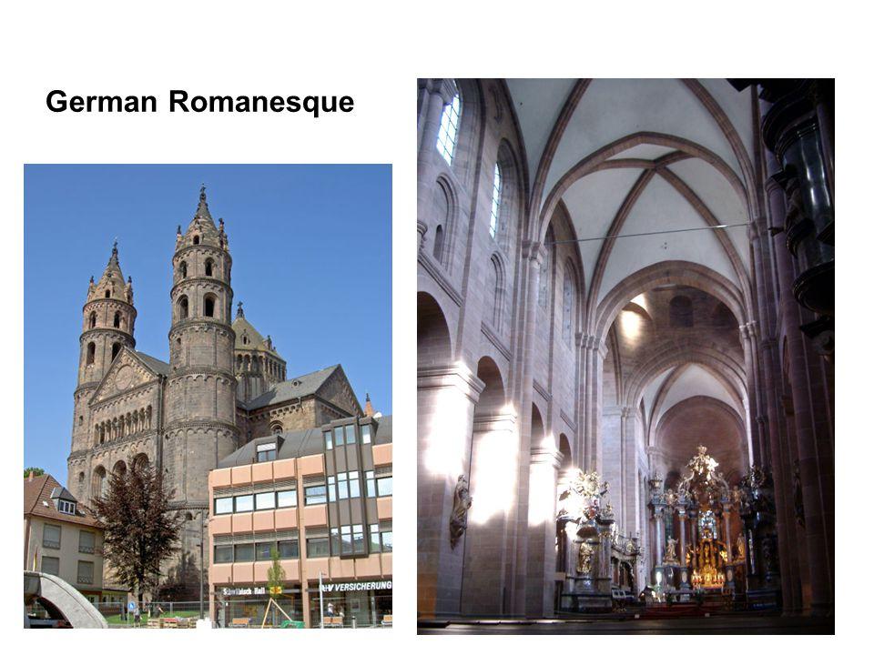 German Romanesque