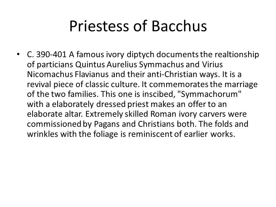 Priestess of Bacchus