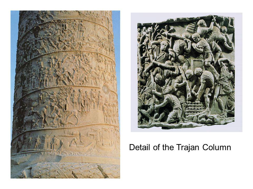 Detail of the Trajan Column