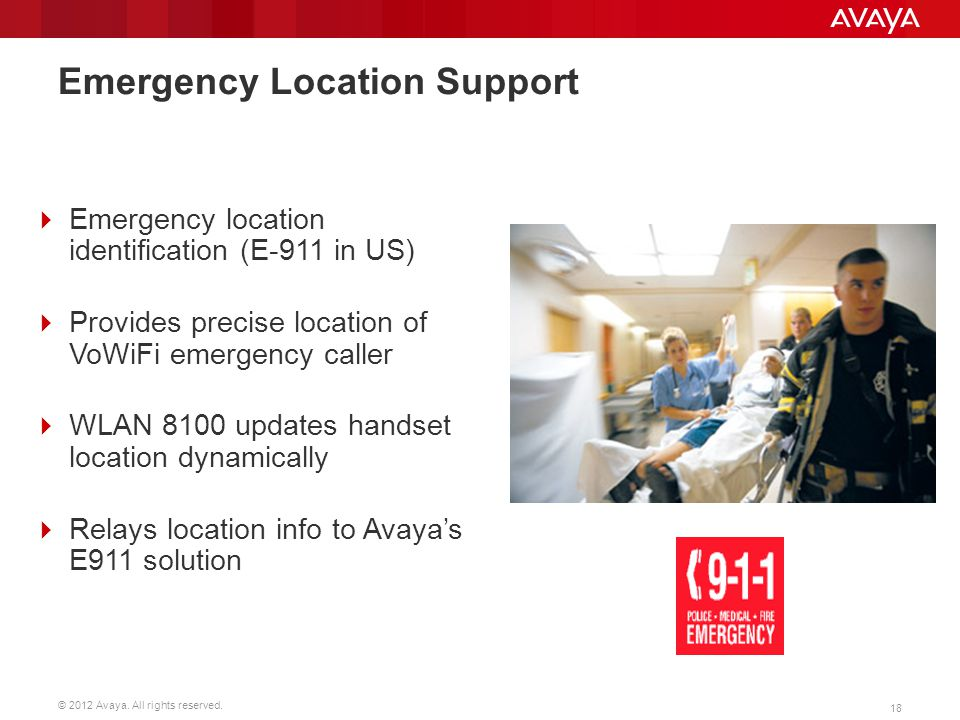 Emergency Location Support