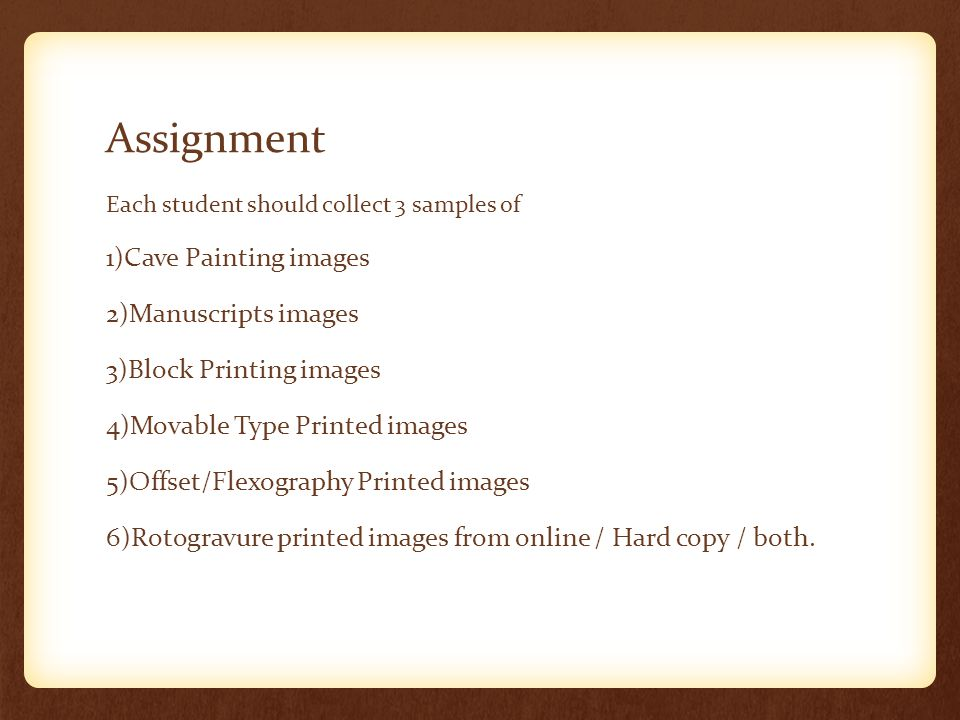 Assignment 1)Cave Painting images 2)Manuscripts images