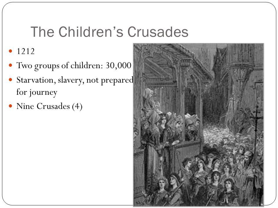 The Children's Crusades