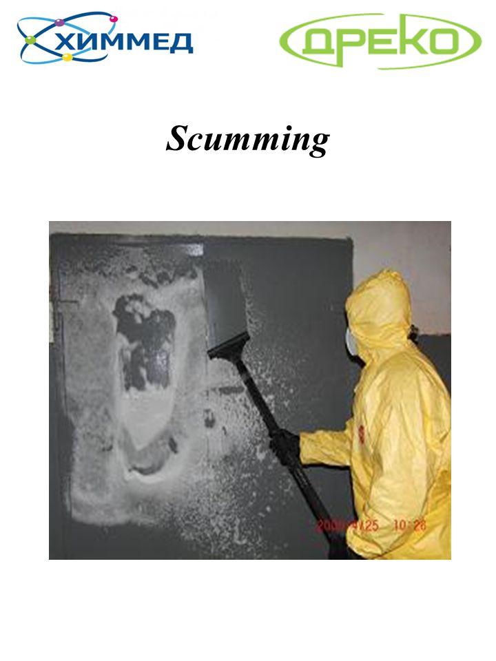 Scumming