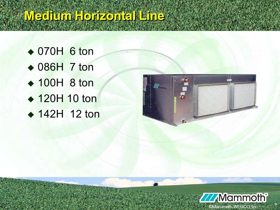 Medium Horizontal Line