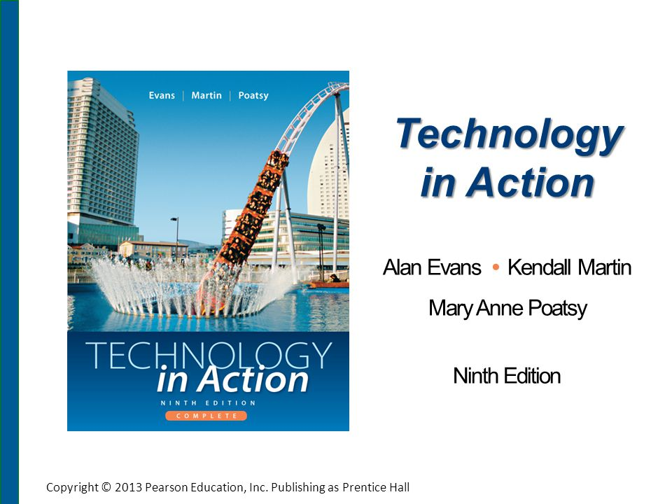 Technology in Action Chapter 12 Behind the Scenes: Networking and Security in the Business World