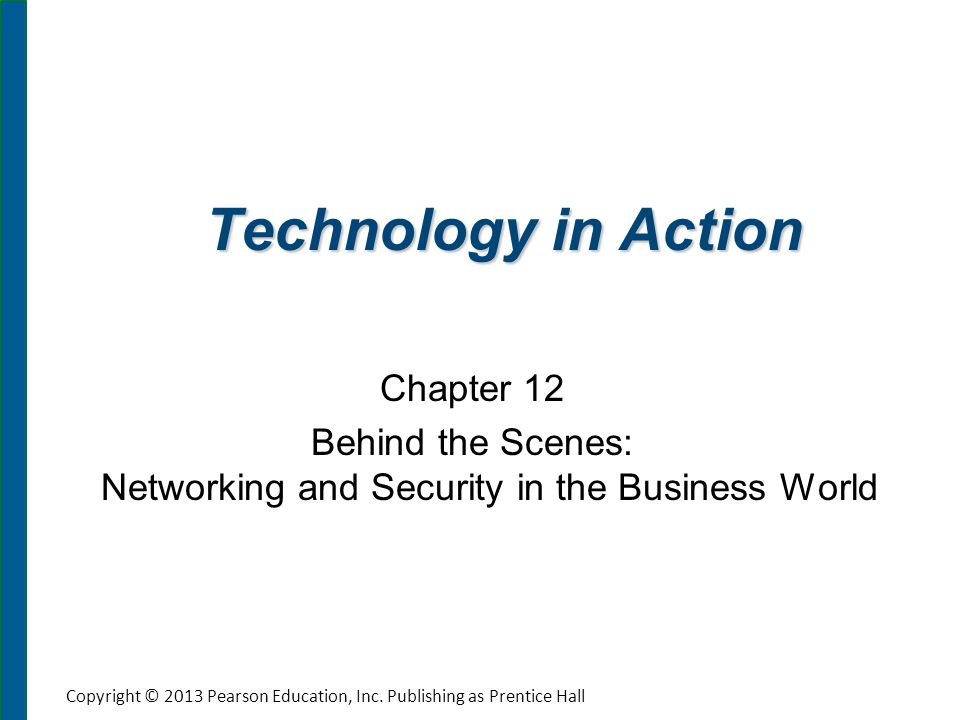 Chapter Topics Networking advantages Client/Server Networks