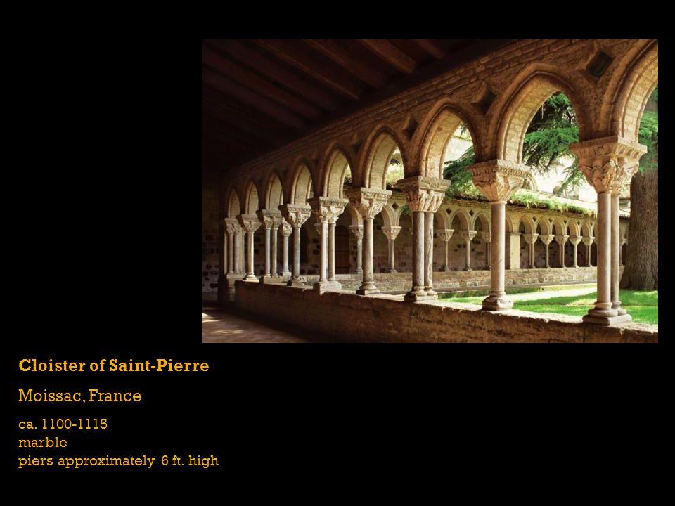 Cloister of Saint-Pierre Moissac, France