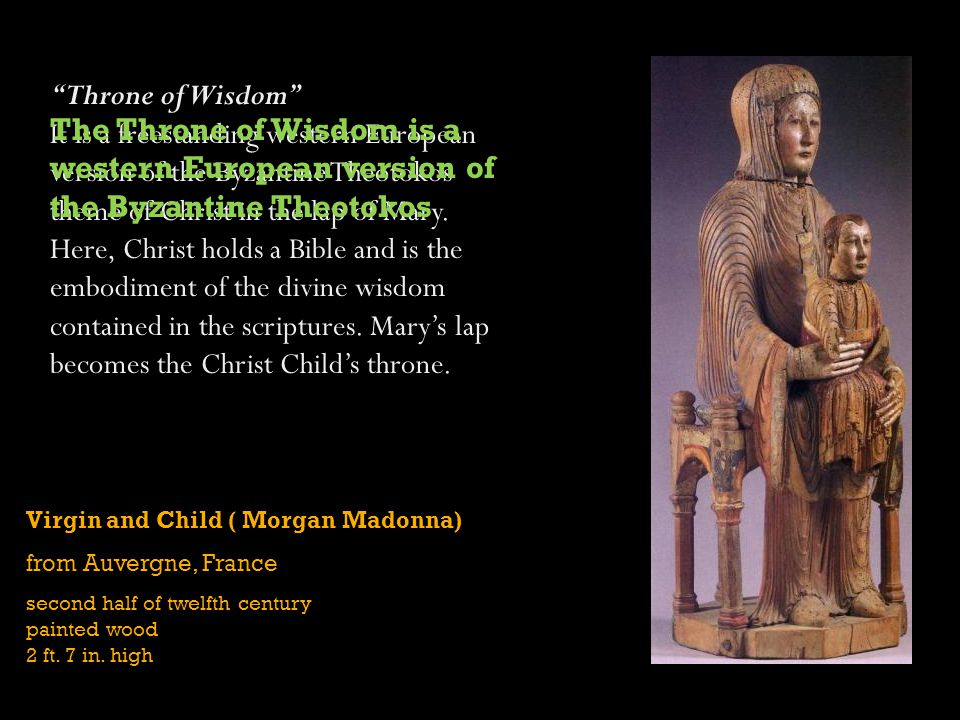 Throne of Wisdom