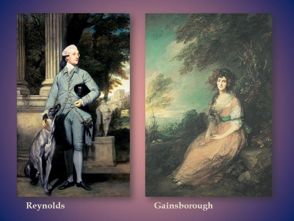 Reynolds Gainsborough
