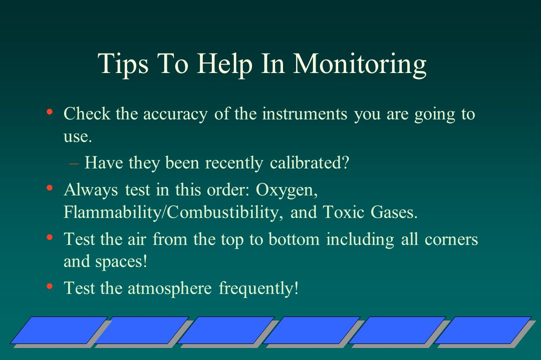 Tips To Help In Monitoring