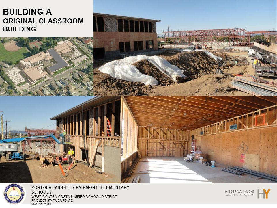 BUILDING A ORIGINAL CLASSROOM BUILDING