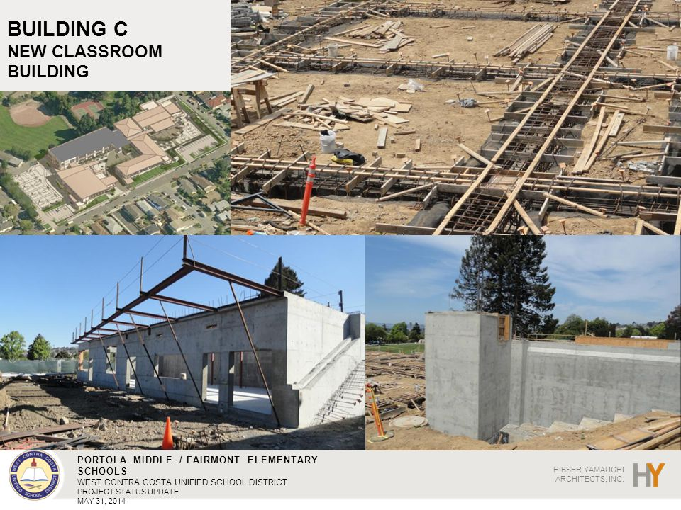 BUILDING C NEW CLASSROOM BUILDING