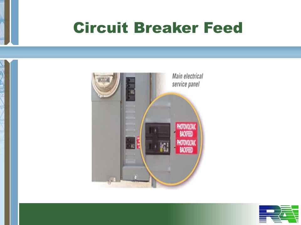 Circuit Breaker Feed