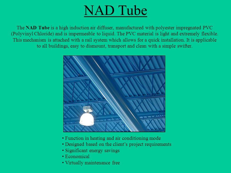 NAD Tube