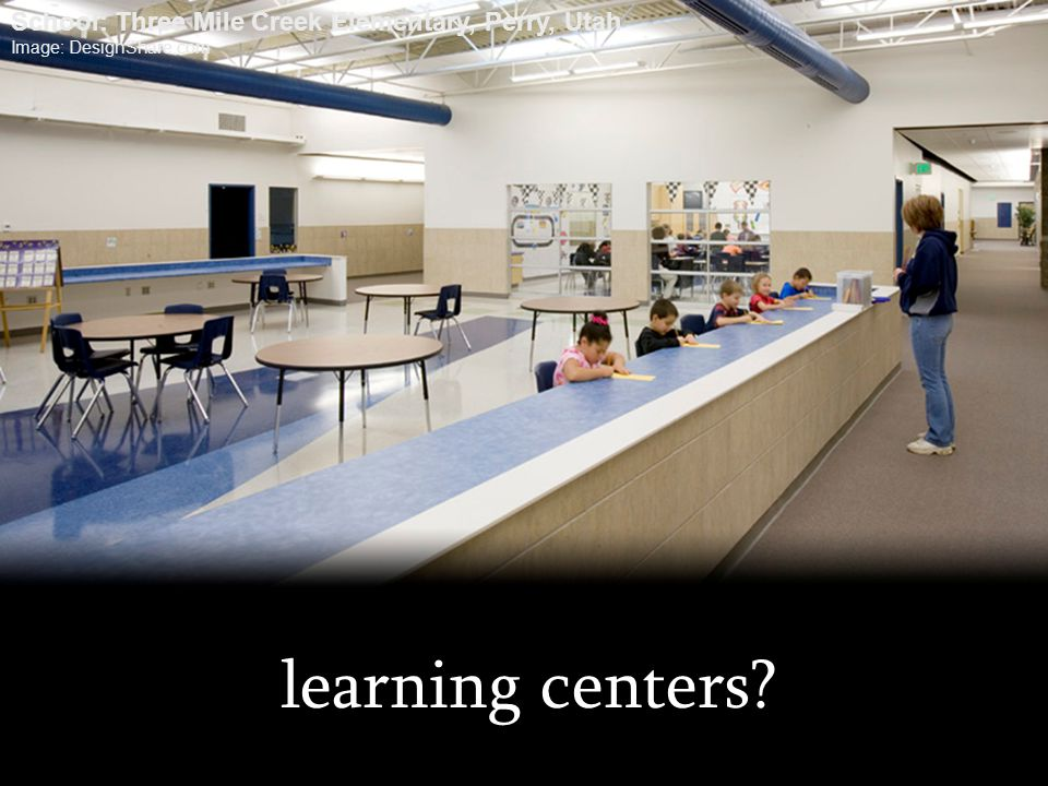 learning centers School: Three Mile Creek Elementary, Perry, Utah