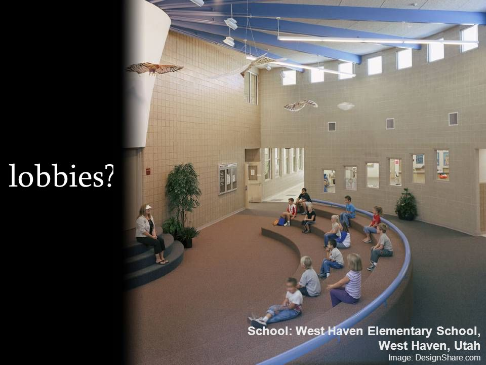 lobbies School: West Haven Elementary School, West Haven, Utah