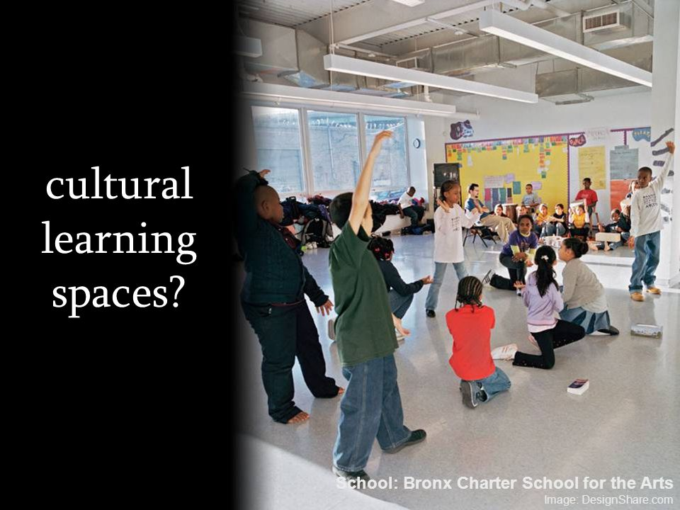cultural learning spaces