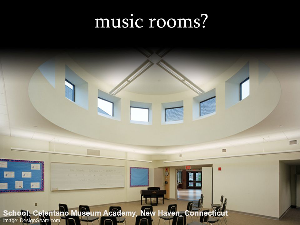 music rooms School: Celentano Museum Academy, New Haven, Connecticut